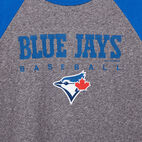 Roots-undefined-Womens Blue Jays Club Baseball T-shirt-undefined-C