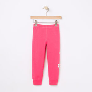 Roots-Kids Bottoms-Toddler Heritage Canada Cozy Legging-Pink Flambé-A
