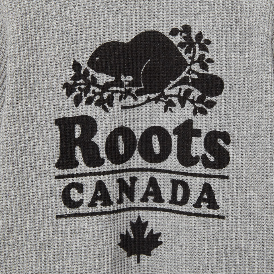 Roots-undefined-Toddler Roots Cabin Waffle Top-undefined-D