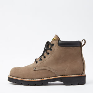 Roots-Sale Footwear-Mens Tuff Boot Bone Dry-Taupe-A