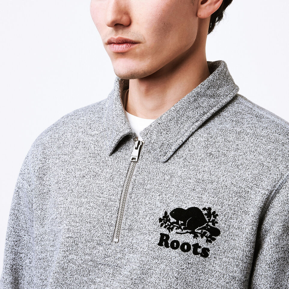 Roots-undefined-Polo Glissière Original Hommes-undefined-D