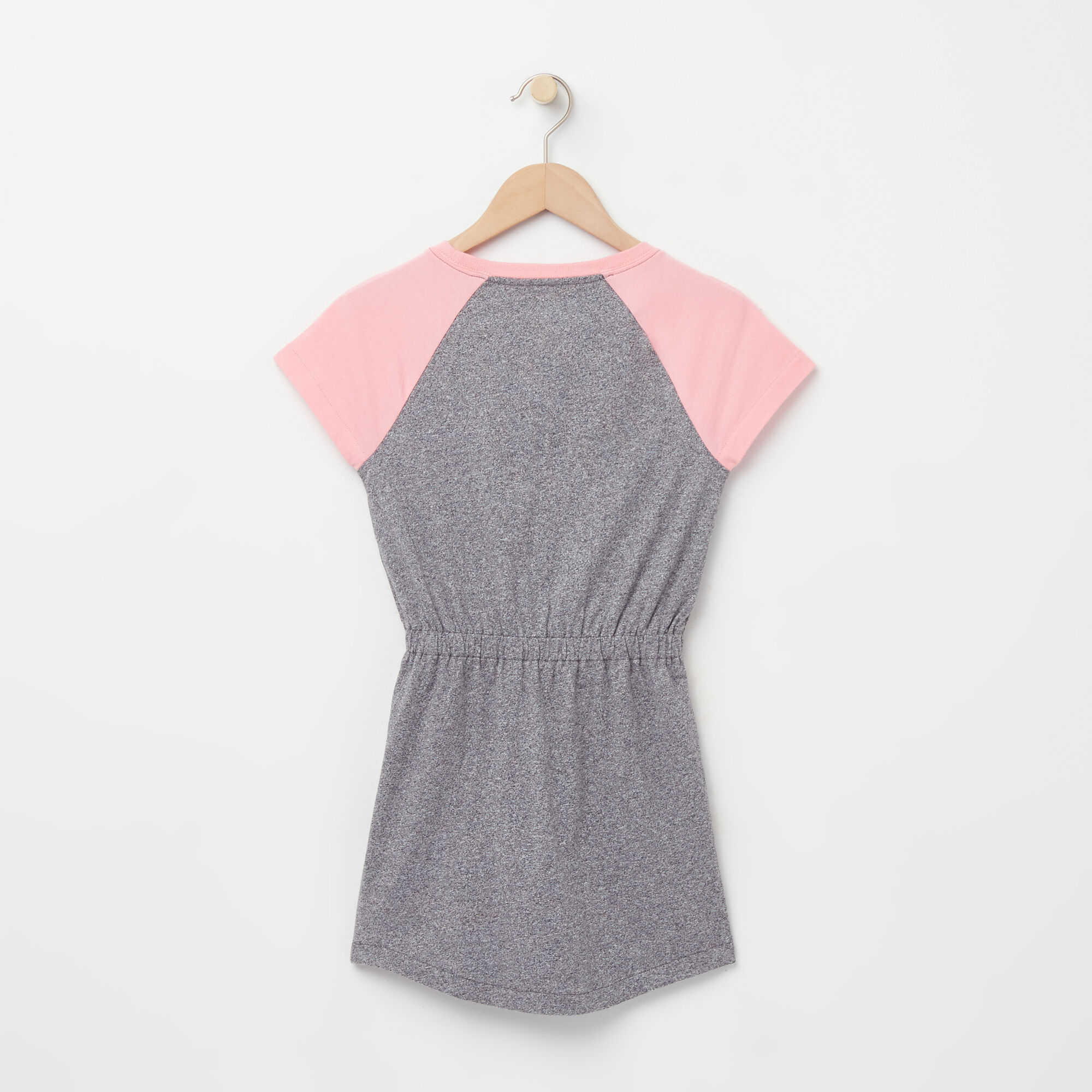 Girls Cooper Canada Raglan Dress