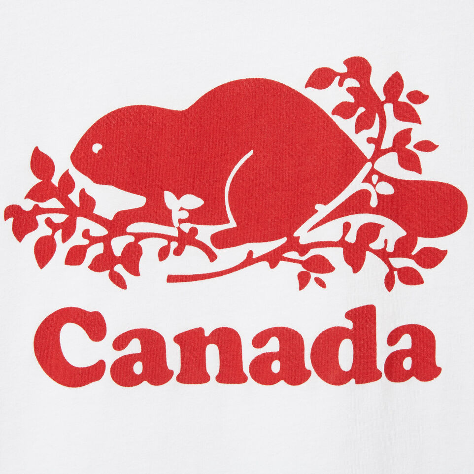 Roots-undefined-Garçons T-shirt Canada Cuivre-undefined-C
