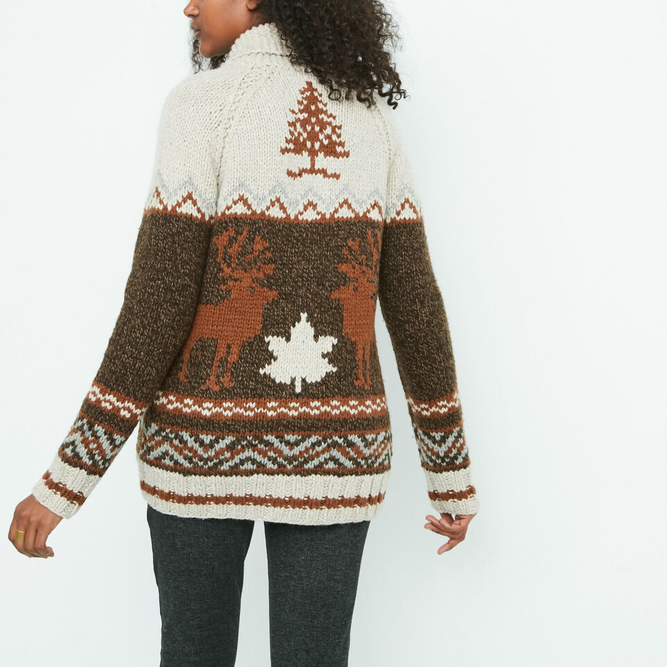 Roots-undefined-Mary Maxim Reindeer Sweater-undefined-A