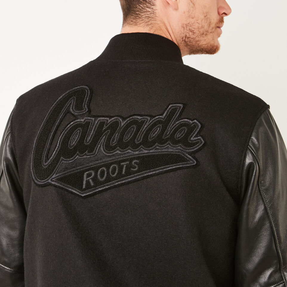 Roots-undefined-Gretzky Jacket Stealth-undefined-F