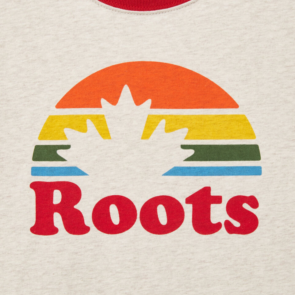 Roots-undefined-Filles T-shirt Érable Roots-undefined-C