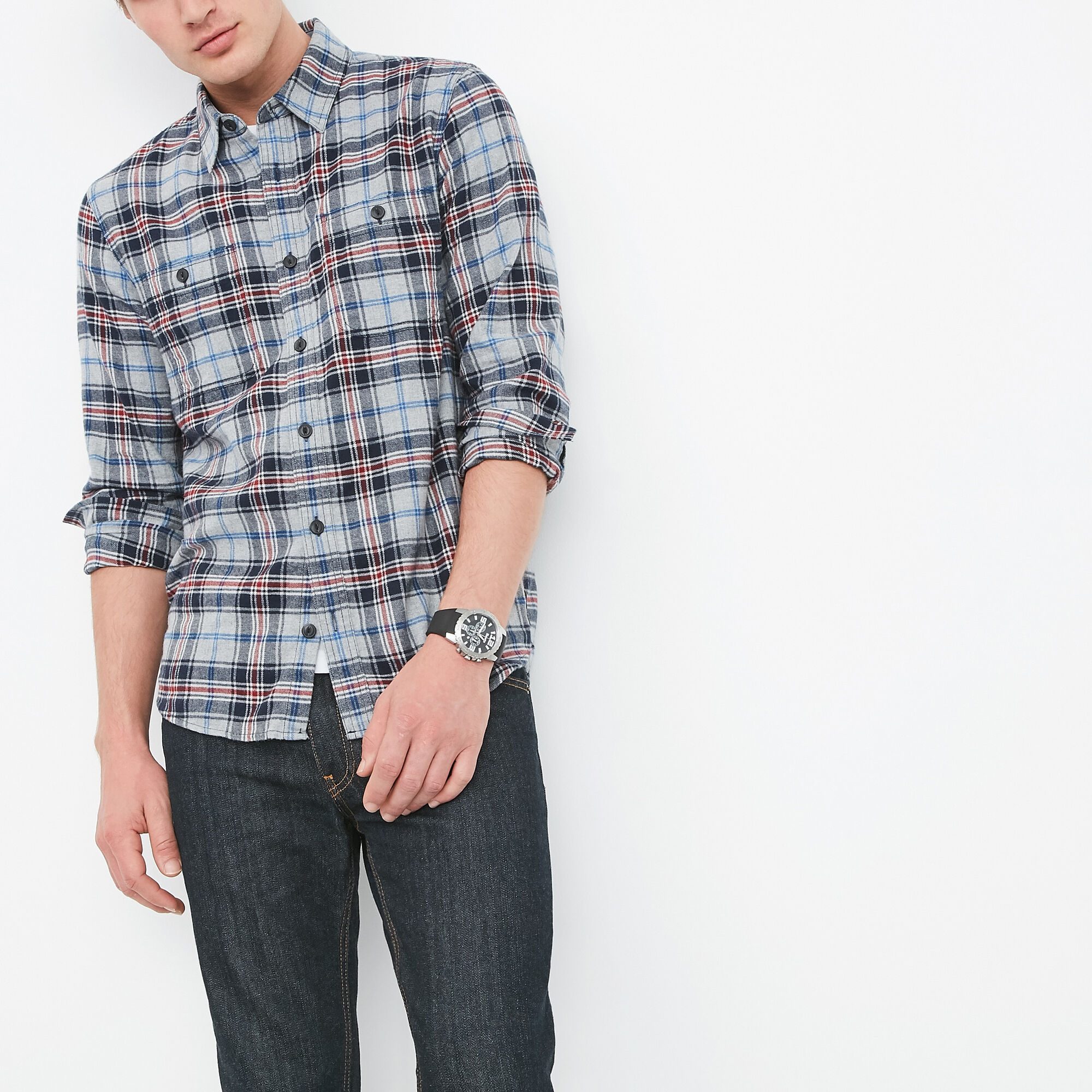 Resolute Flannel Shirt