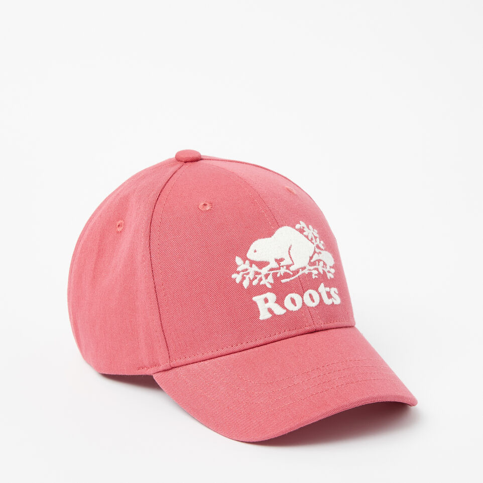 Roots-undefined-Kids Cooper Baseball Cap-undefined-A