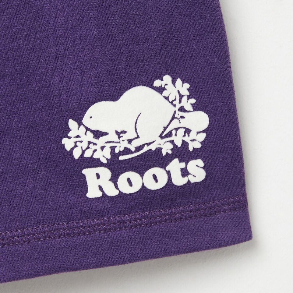 Roots-undefined-Bébés Short Athlétique Original-undefined-C