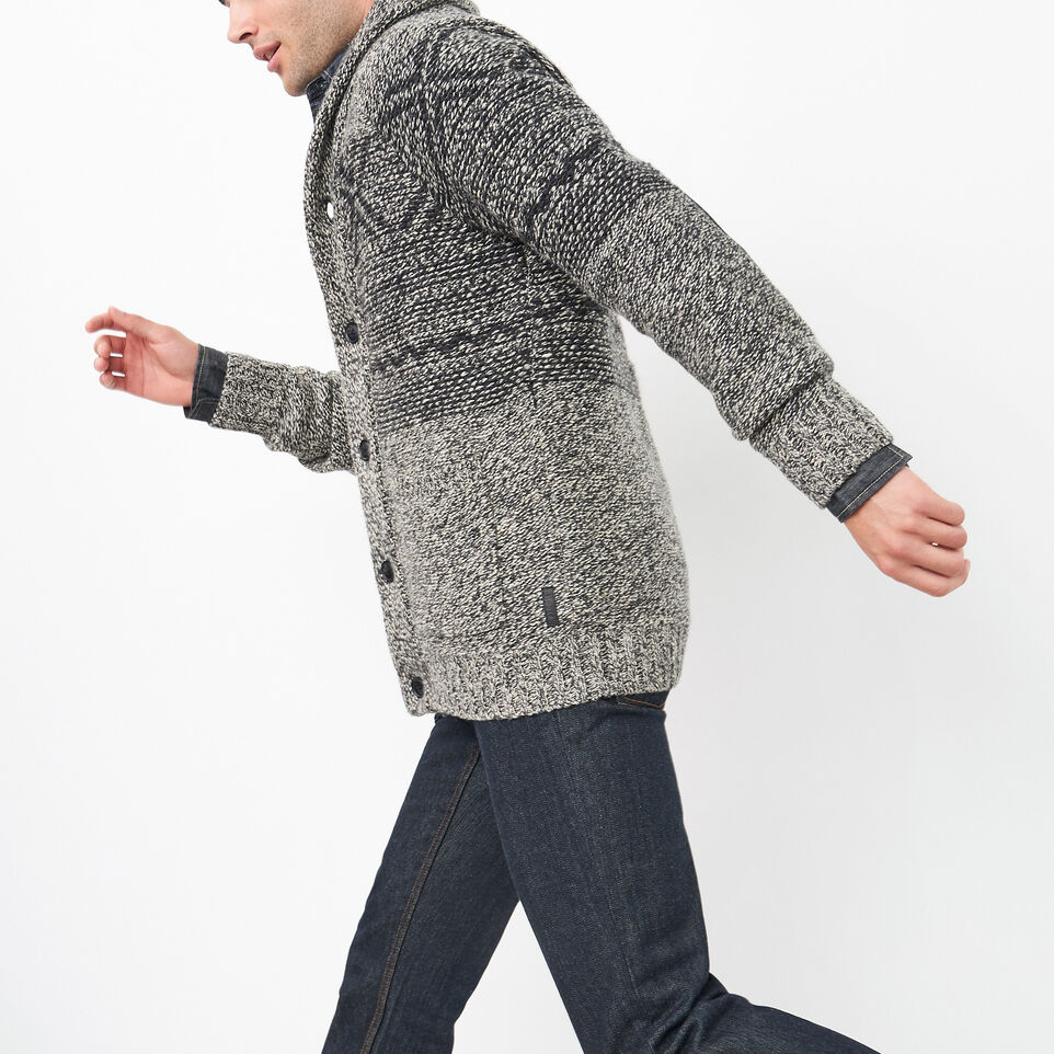 Roots-undefined-Nordic Shawl Cardigan-undefined-C
