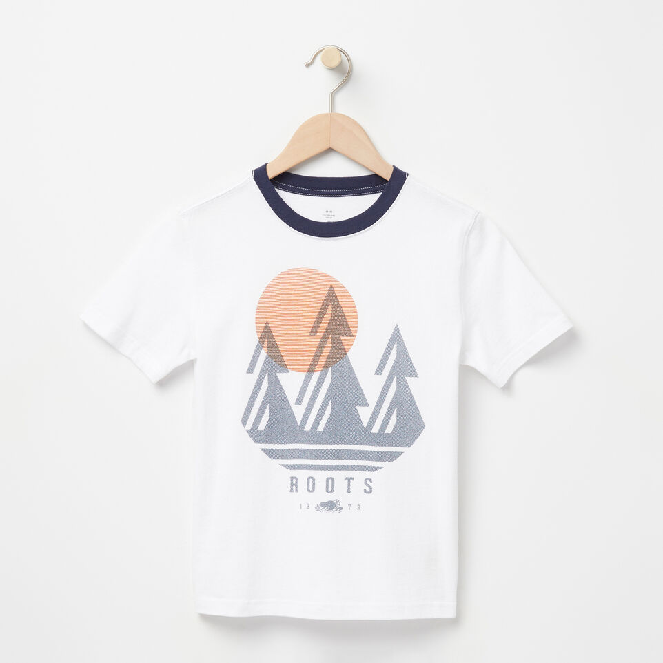 Roots-undefined-Boys Explore T-shirt-undefined-A