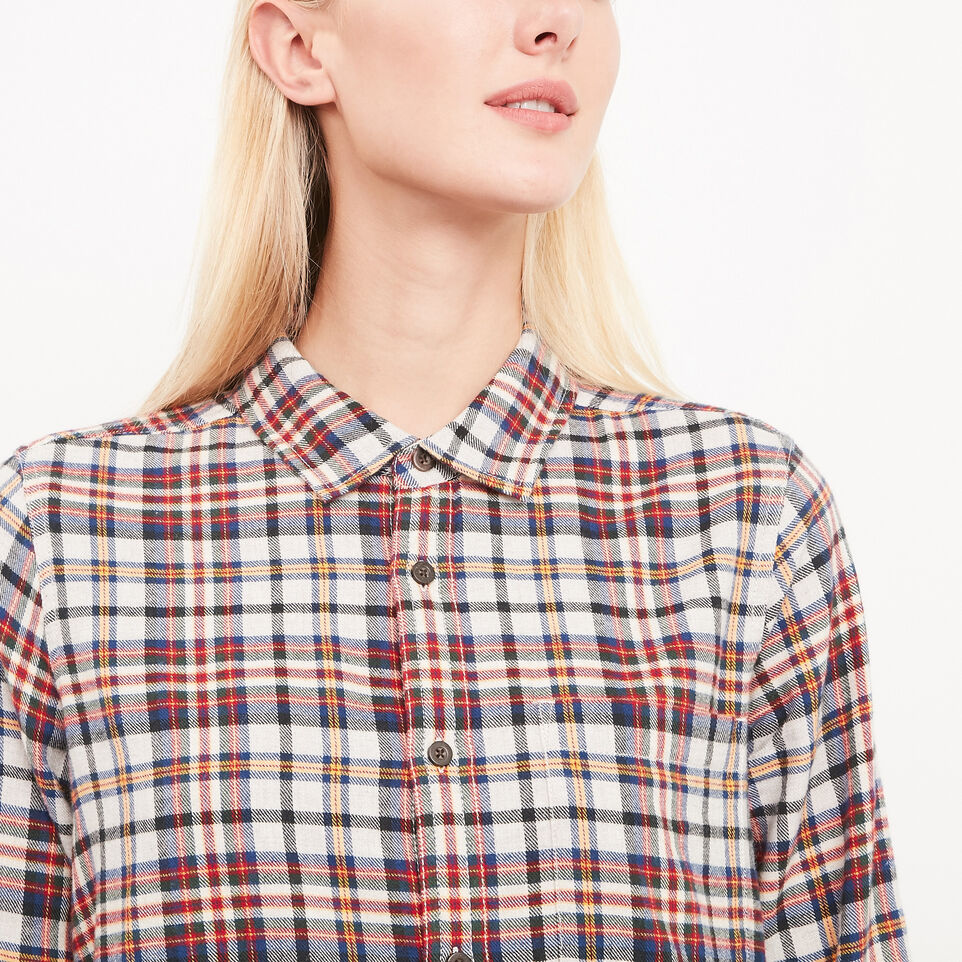Roots-undefined-Varley Plaid Shirt-undefined-C