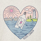 Roots-undefined-Filles T-shirt Message In A Bottle-undefined-C