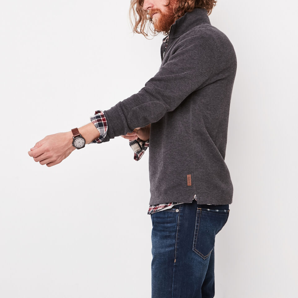 Roots-undefined-Hawthorne Mock Pullover-undefined-C