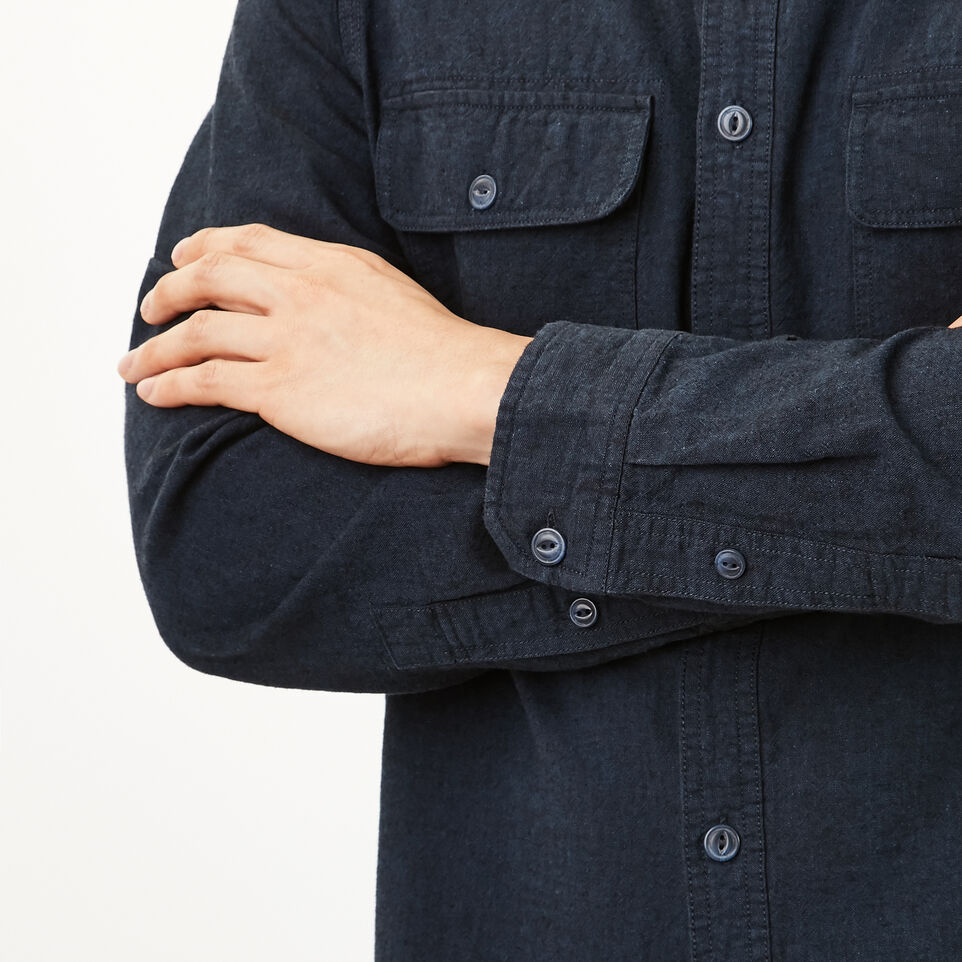 Roots-undefined-Acadian Linen Shirt-undefined-D