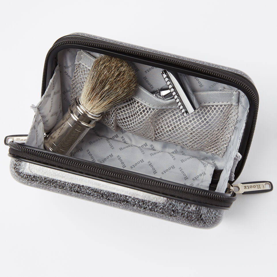 Roots-undefined-Toiletry Mini Case Salt and Pepper-undefined-C