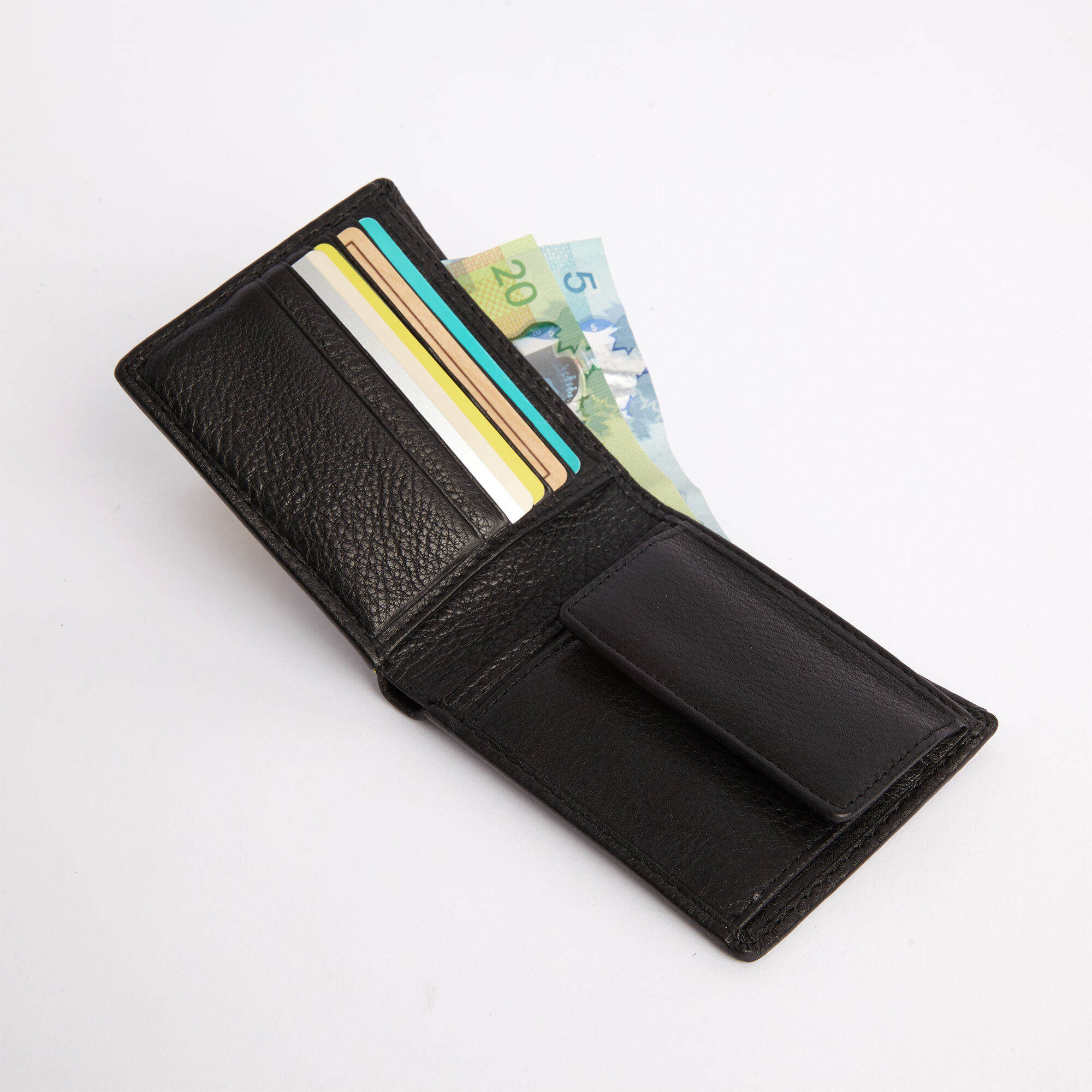 Mens Slimfold With Coin Prince