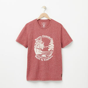 Roots-Sale Men-Brighton T-shirt-Macintosh Pepper-A