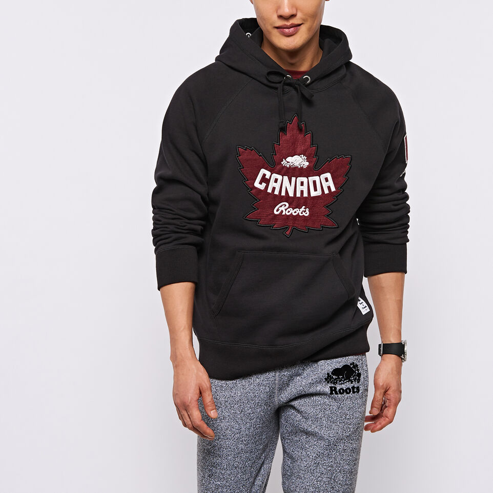 Roots-undefined-Heritage Kanga Hoody-undefined-A