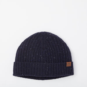 Roots-Gifts Bundle Up Accessories-Mens Donegal Toque-Navy Blazer-A