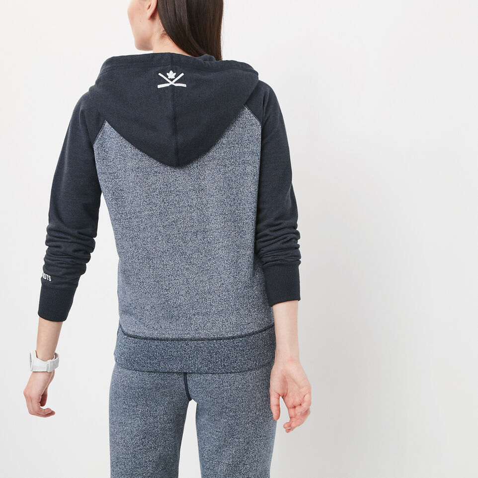 Roots-undefined-TML Face-off Full Zip Hoody-undefined-D
