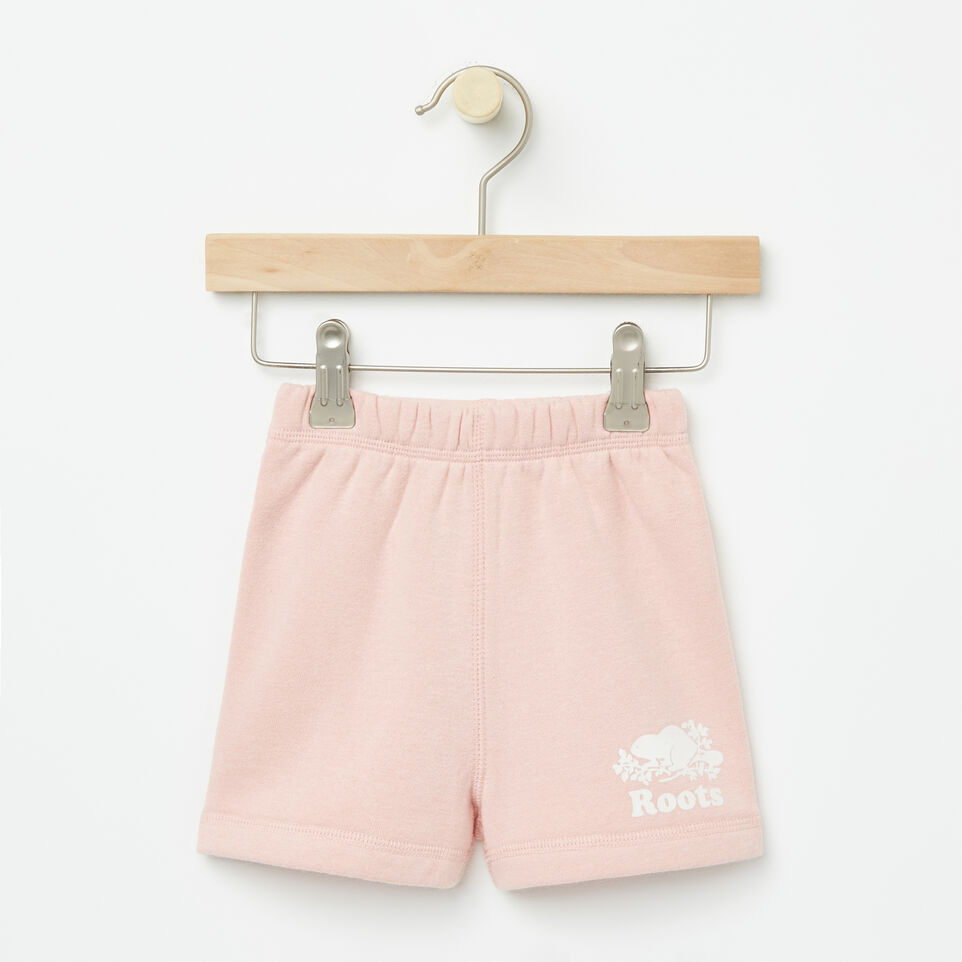 Roots-undefined-Baby Original Athletic Shorts-undefined-A