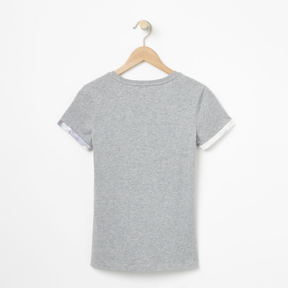Roots-undefined-V-neck Cooper T-shirt-undefined-B