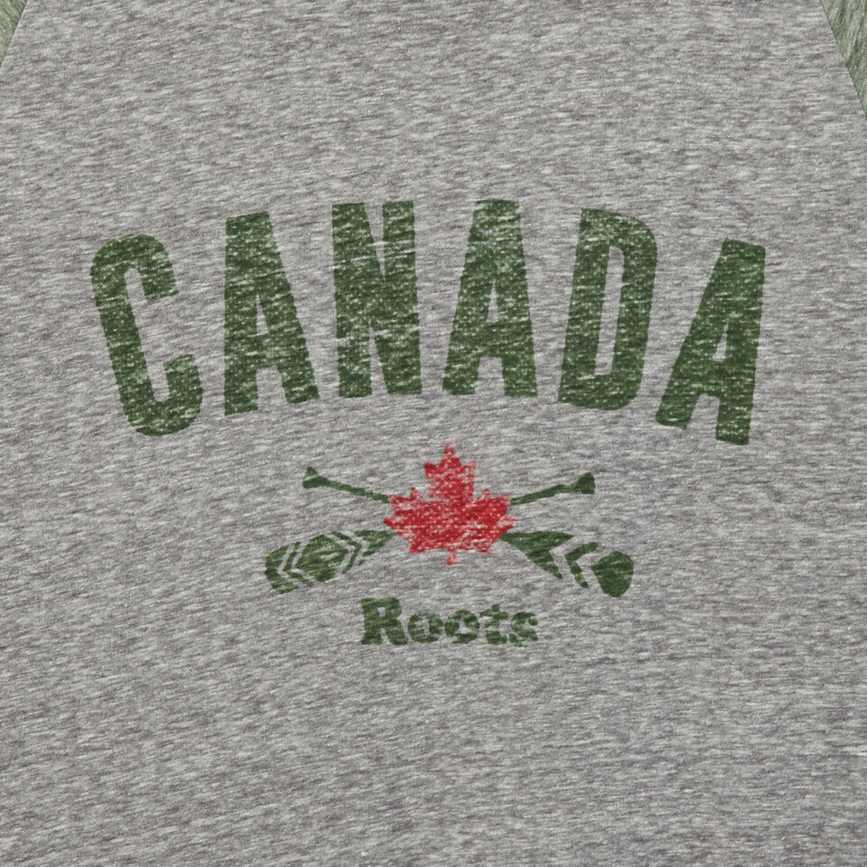 Roots-undefined-Georgian Raglan T-shirt-undefined-C