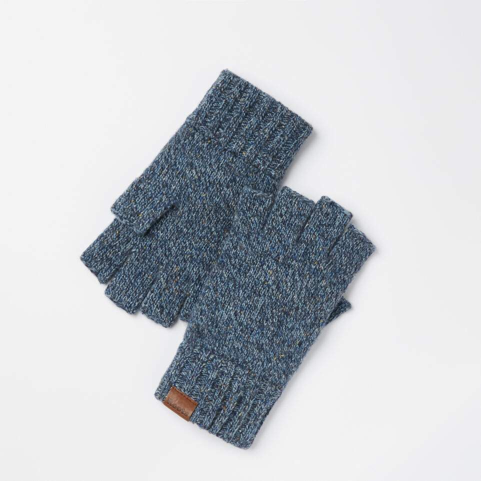 Roots-undefined-Mens Donegal Fingerless Glove-undefined-A