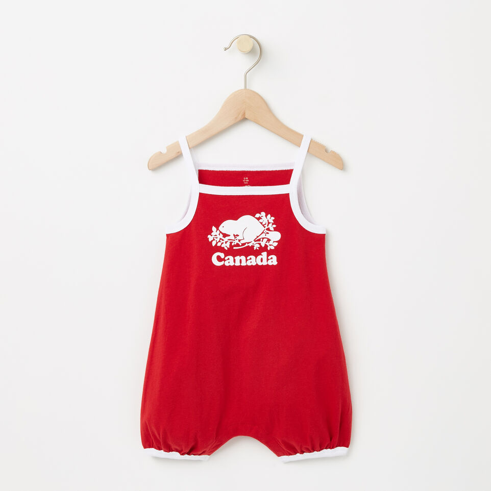 Roots-undefined-Baby Cooper Canada Tank Romper-undefined-A