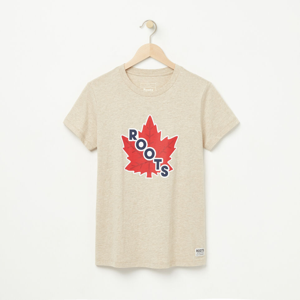 Roots-undefined-T-shirt Héritage-undefined-A