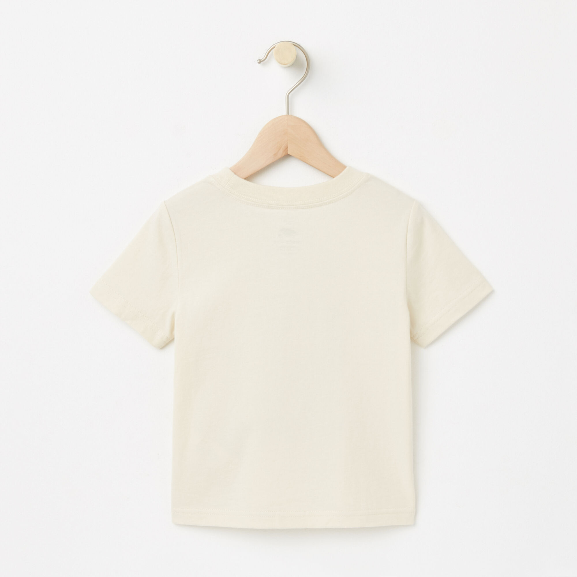 Tout-Petits T-shirt In My Backpack Phosphorescent