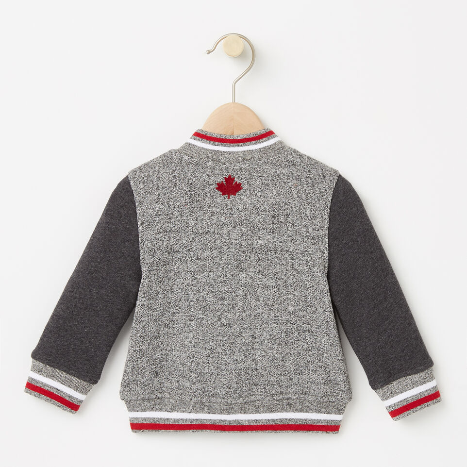 Roots-undefined-Bébés Blouson Universitaire Canada-undefined-B