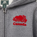 Roots-undefined-Boys Cooper Canada Full Zip Hoody-undefined-C