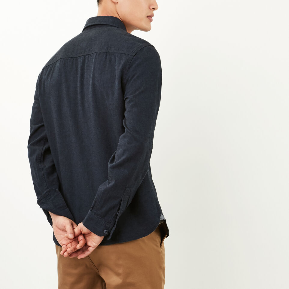 Roots-undefined-Acadian Linen Shirt-undefined-E