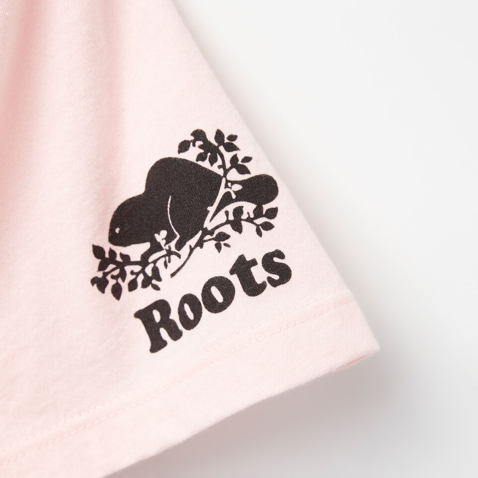 Roots-undefined-Womens Patches T-shirt-undefined-D