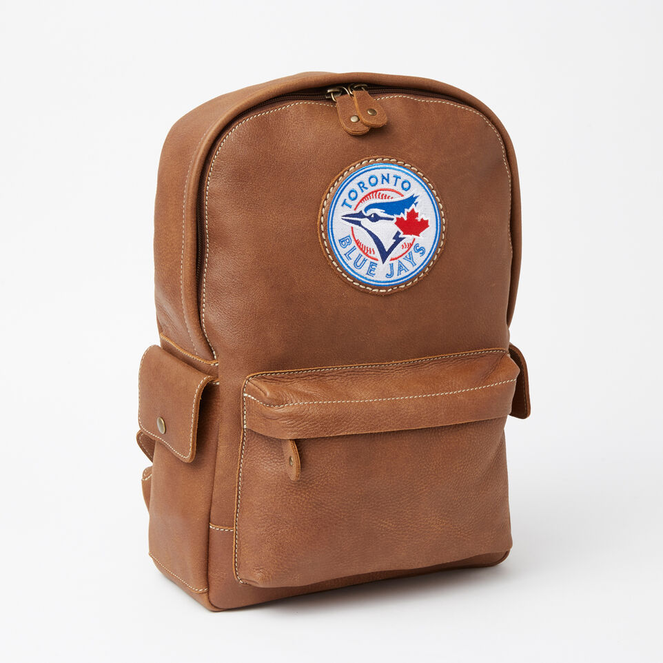 Roots-undefined-Blue Jays Backpack Tribe-undefined-A