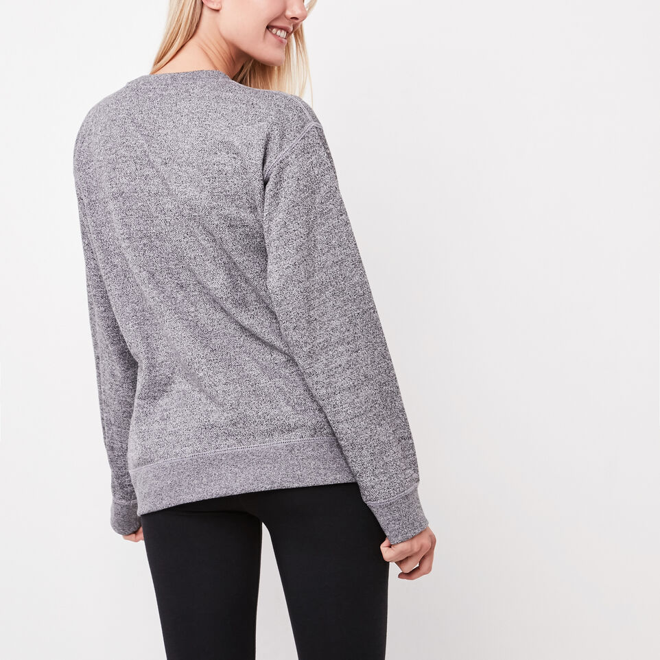 Boyfriend Crewneck Sweatshirt | Roots