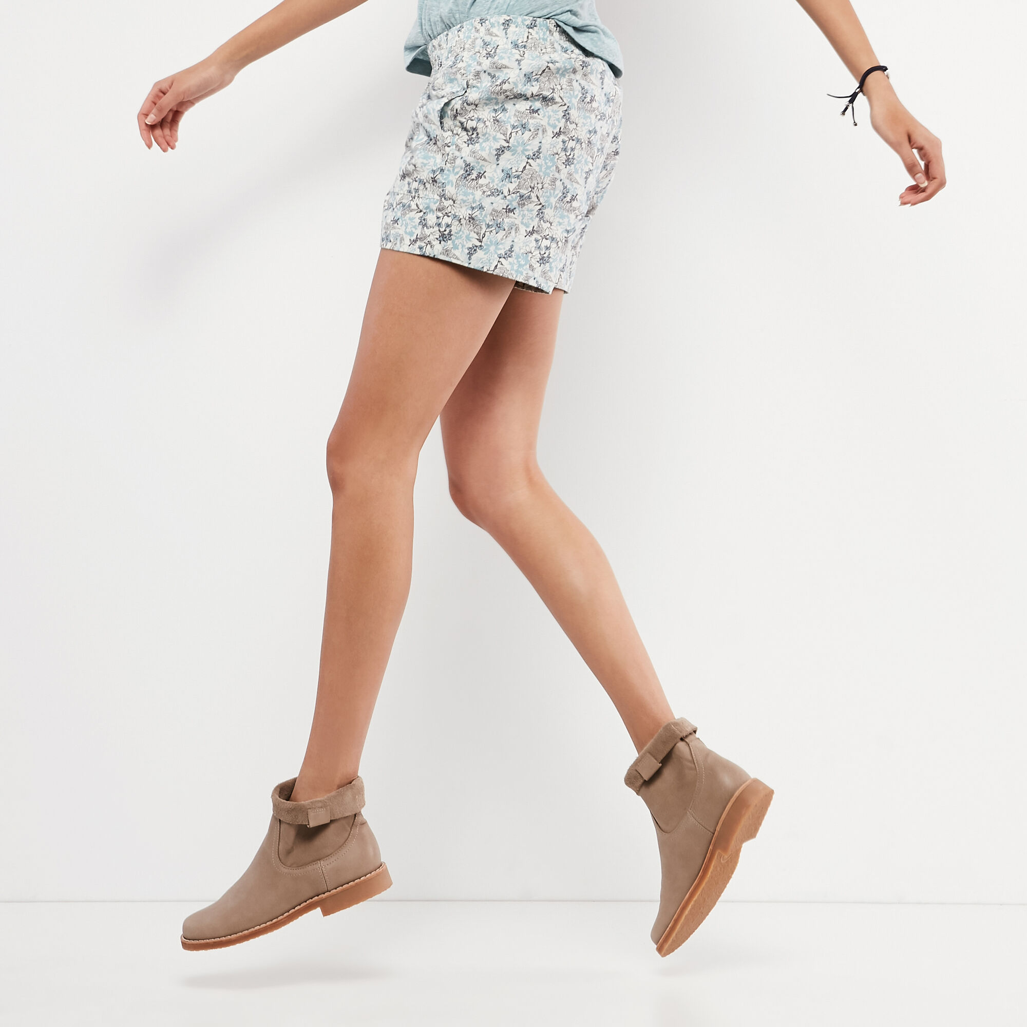 Printed Day Tripper Short