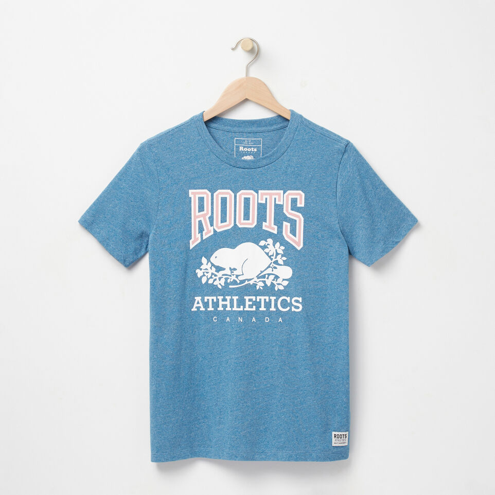 Roots-undefined-T-shirt Boyfriend Rba-undefined-A