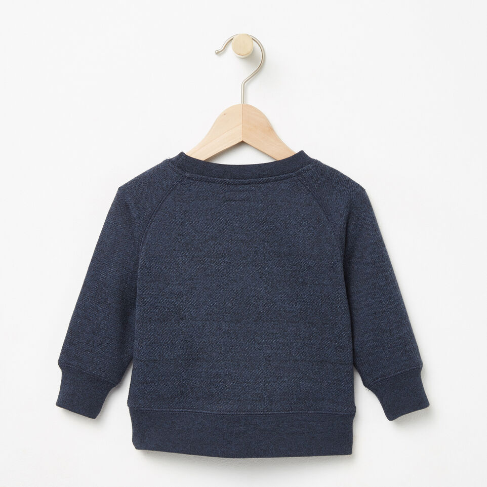 Roots-undefined-Baby Chenille Cooper Sweatshirt-undefined-B