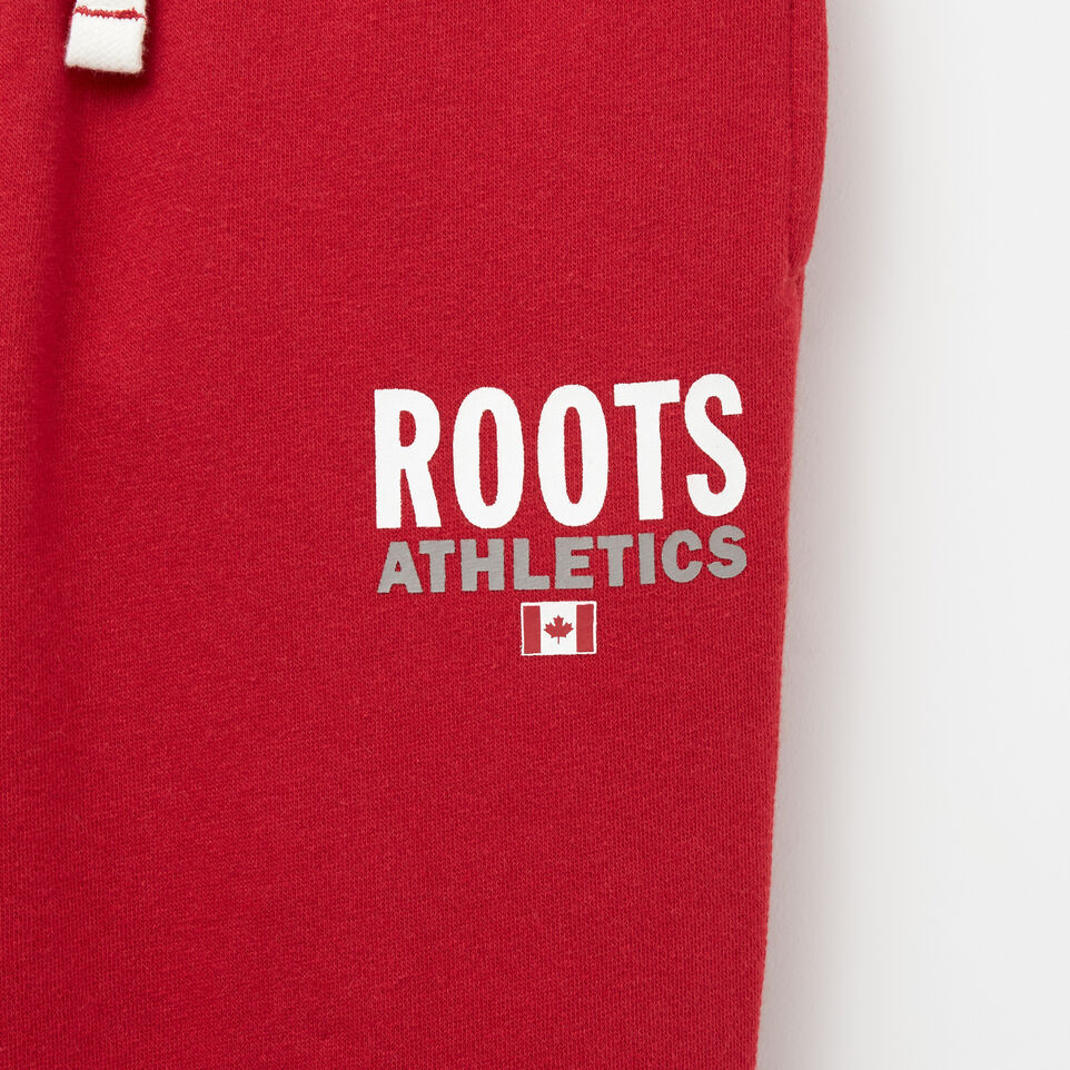 Roots-undefined-Girls Roots Re-issue Sweatpant-undefined-D