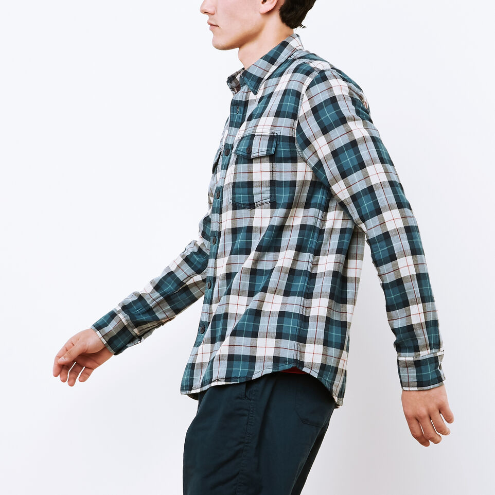 Roots-undefined-Hope River Shirt-undefined-B