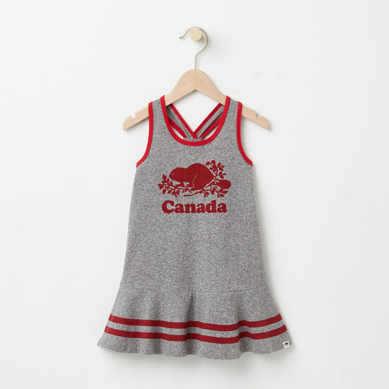 Toddler Cooper Canada Tank Dress