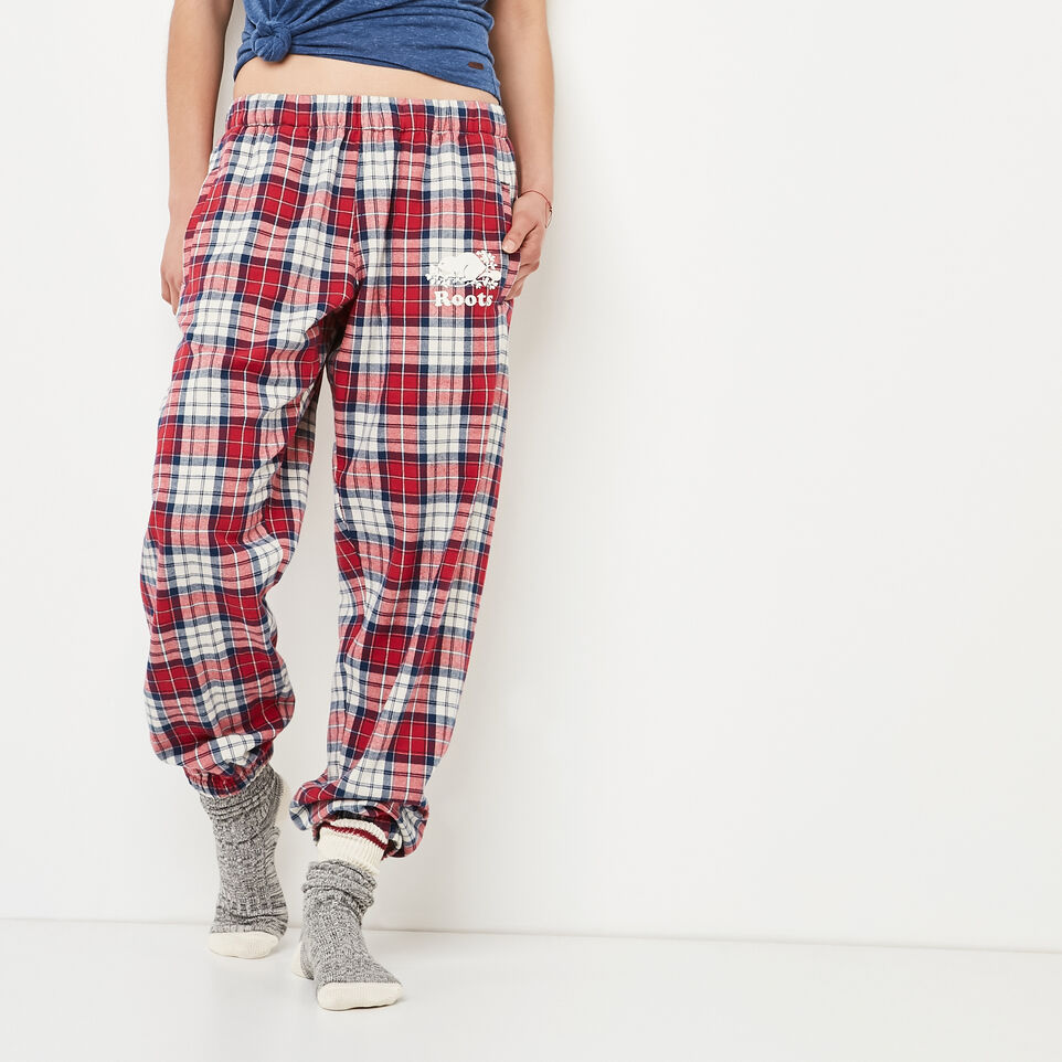 Roots-undefined-Womens Pocket Original Lounge Pant-undefined-A