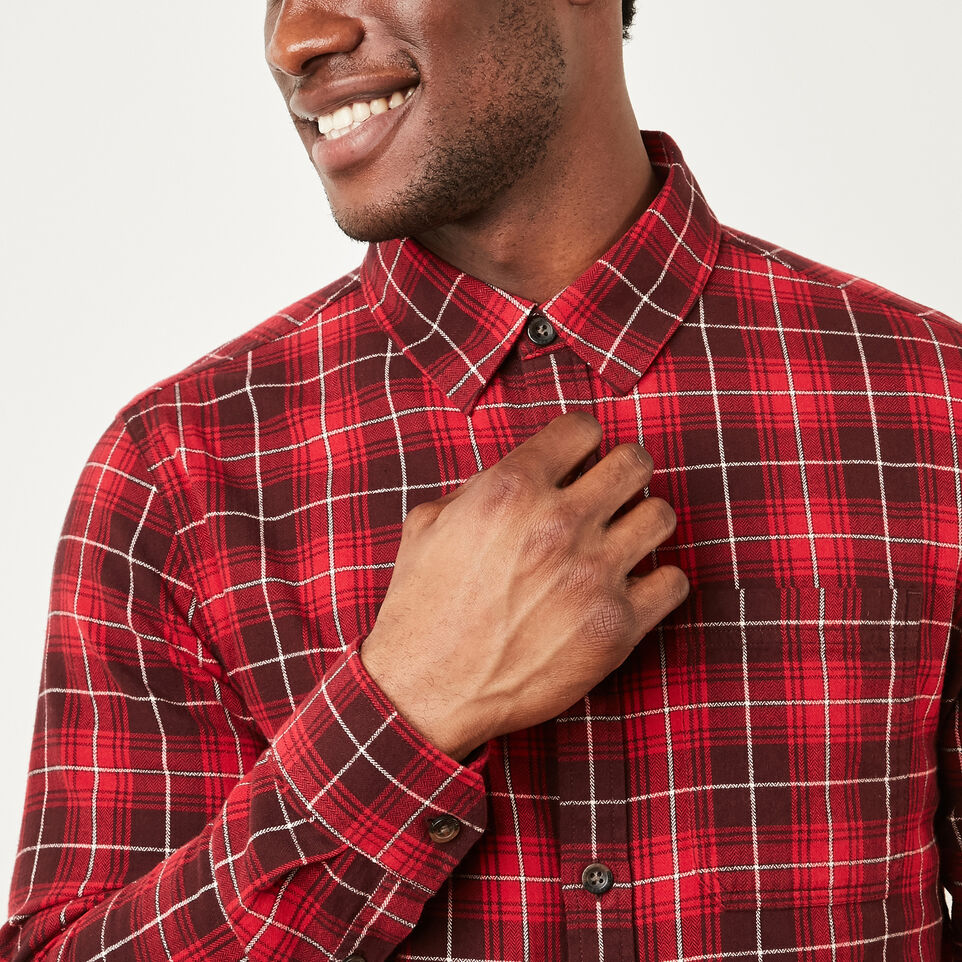 Roots-undefined-Chemise En Flanelle Rideau-undefined-C