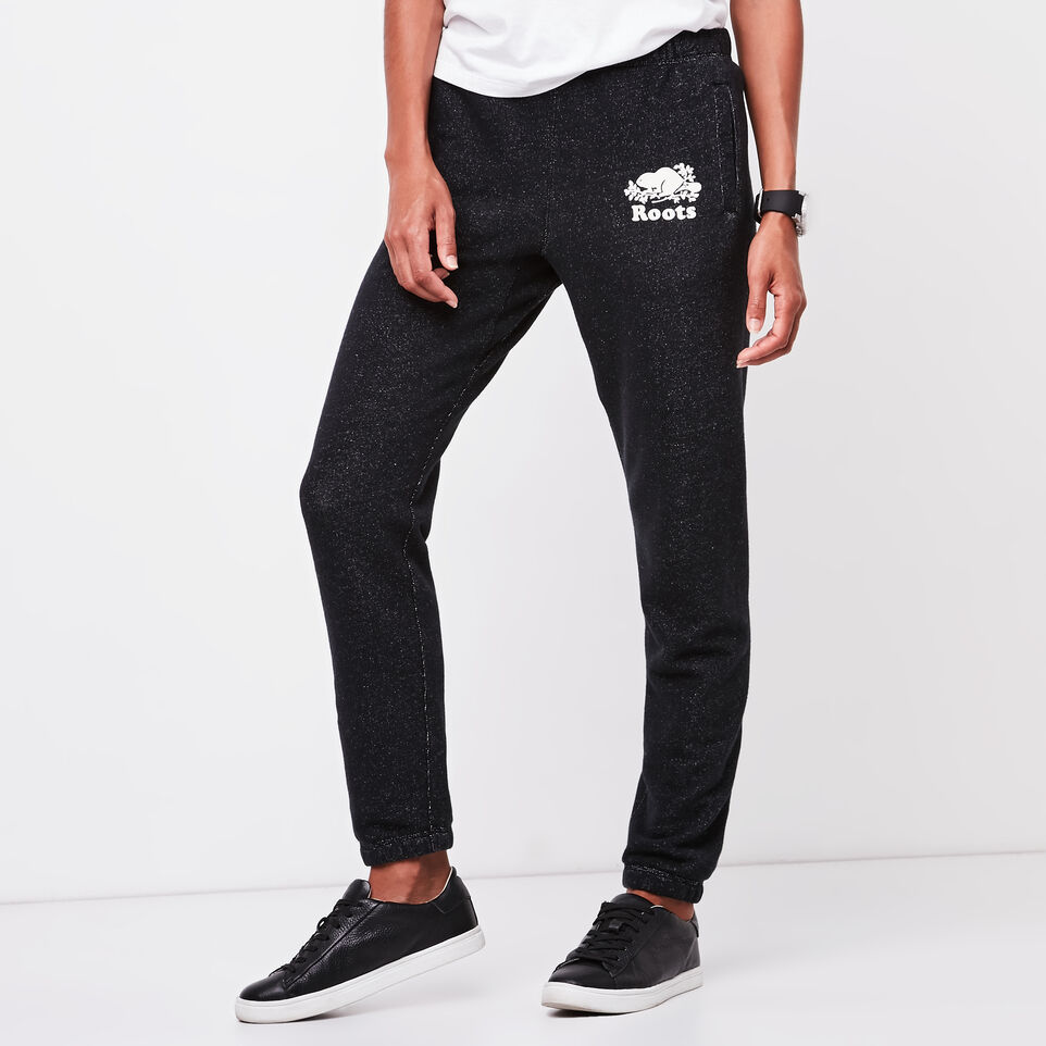 Roots-undefined-Cozy Fleece Original Sweatpant-undefined-A