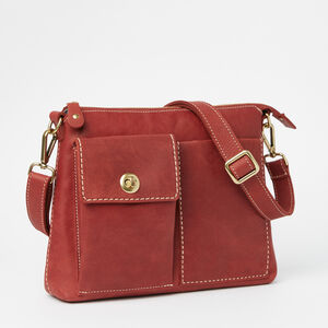 Roots-Leather Bestsellers-The Villager Tribe-Paprika-A