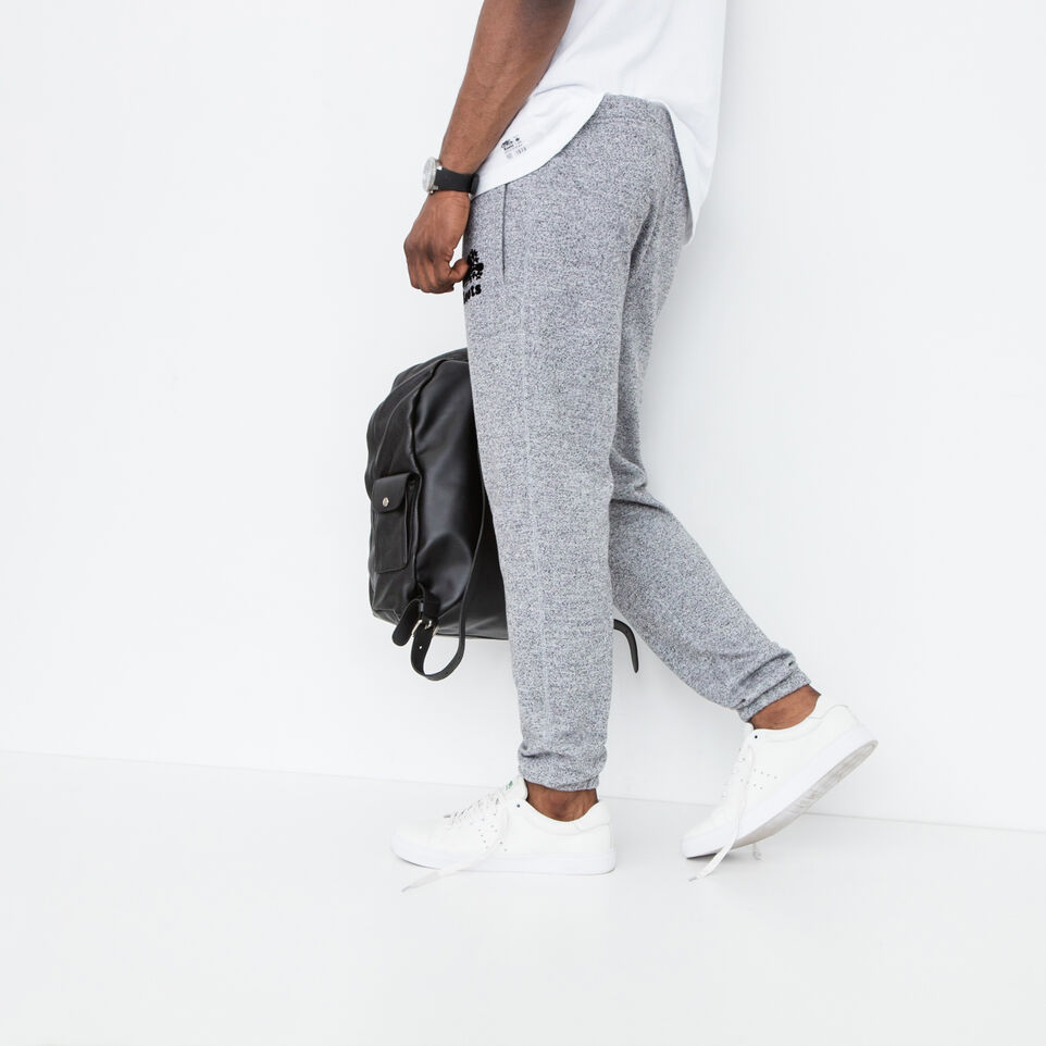 Roots-undefined-Roots Salt and Pepper Slim Sweatpant-undefined-D