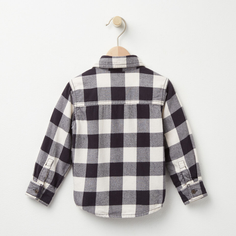 Roots-undefined-Toddler Algonquin Flannel Shirt-undefined-B